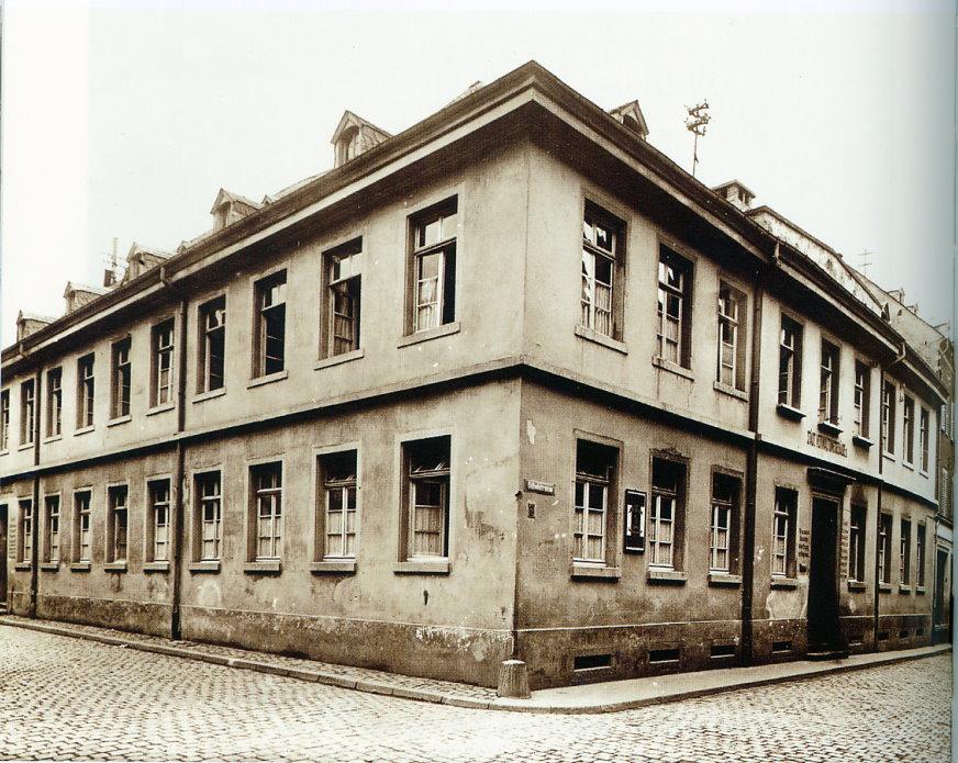 Gebäude Feilsgraben