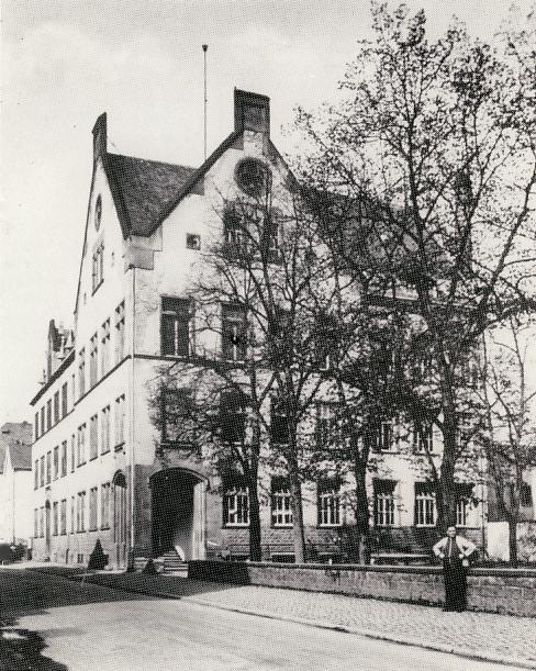 Gebäude St.-Veit-Straße